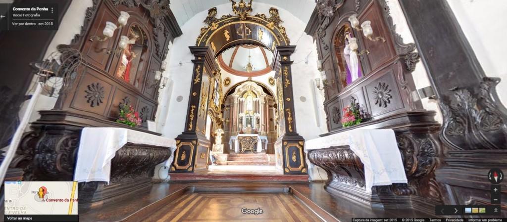 tour convento
