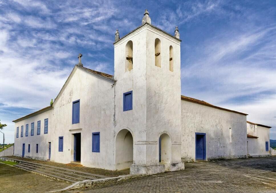 Igreja matriz de Anchieta