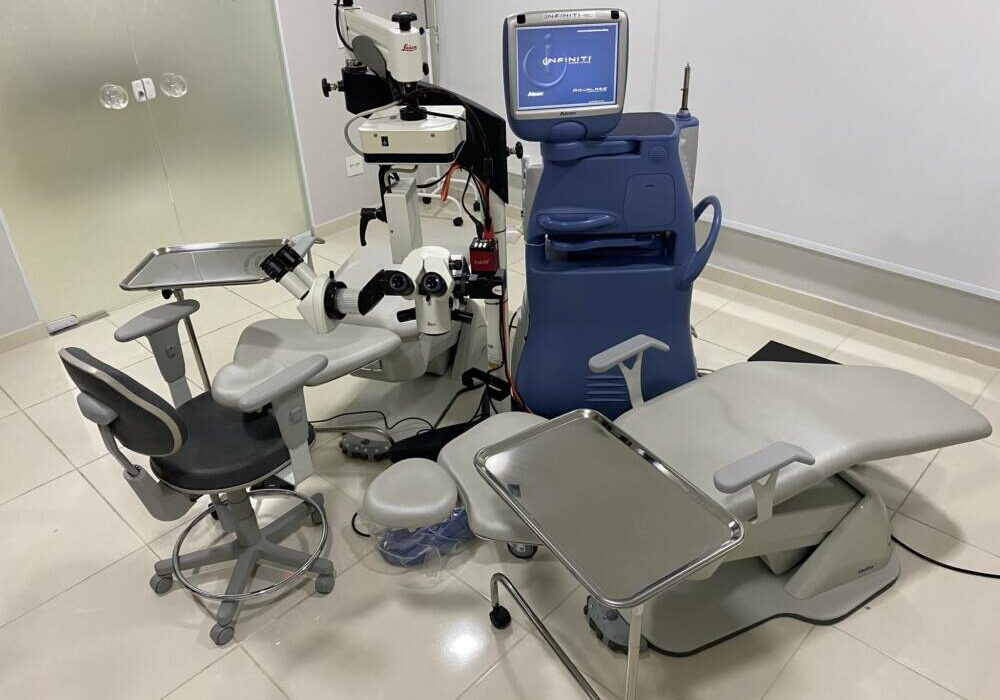 vitrea centro cirurgico